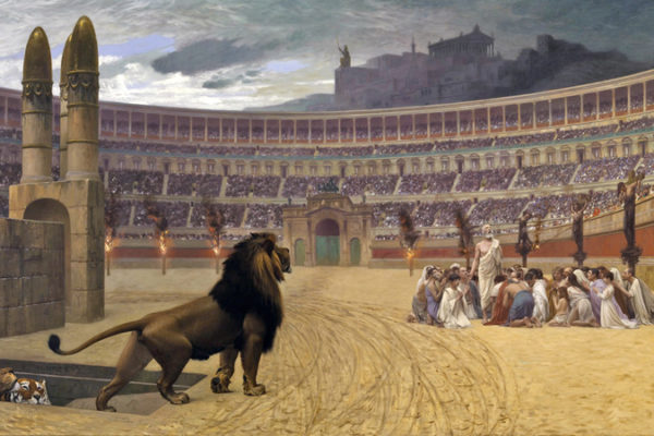 Perseguição de Cristãos