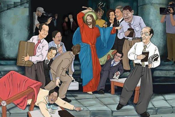 Idolatria Evangélica
