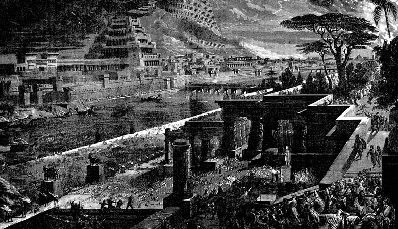 A Queda da Babilônia